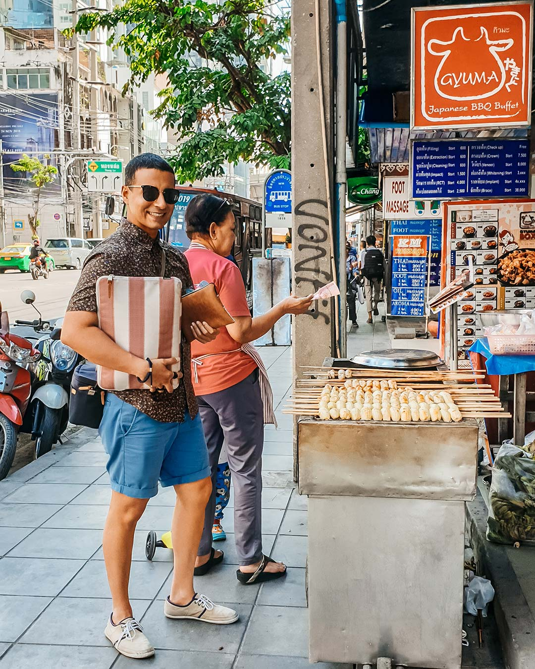 Bangkok Travel Guide for first timers