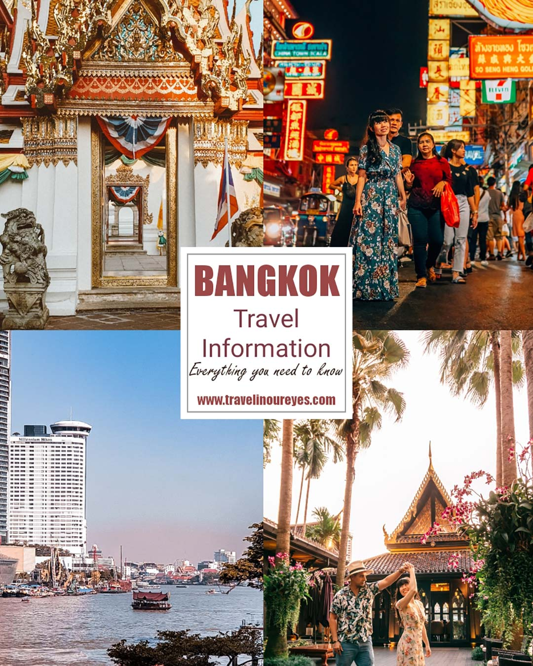 Things you need to know about Visiting Bangkok