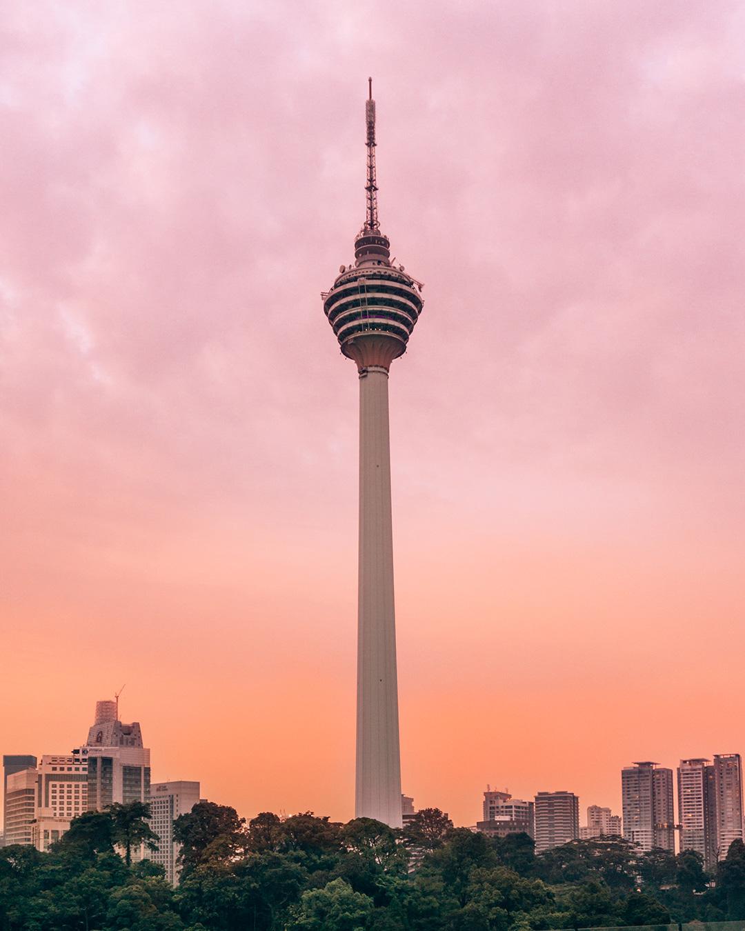 Best Instagrammable Spots in Kuala Lumpur Malaysia