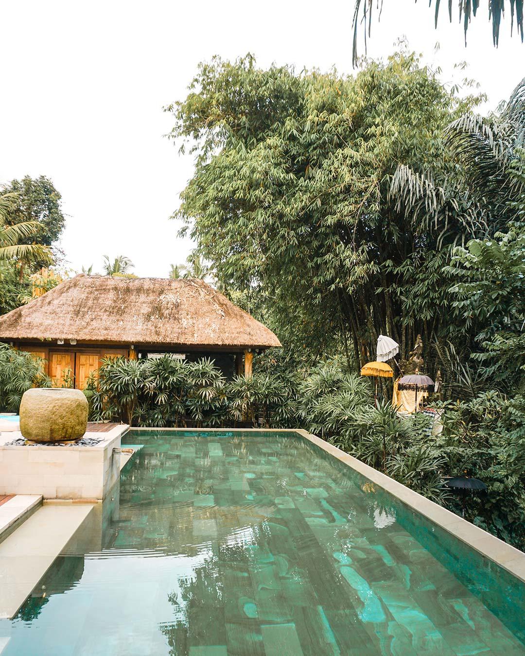 The Purist Villa Pool