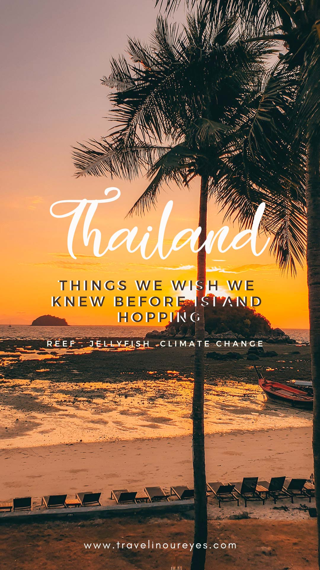 5 Things We Wish We Knew Before Island Hopping in Thailand