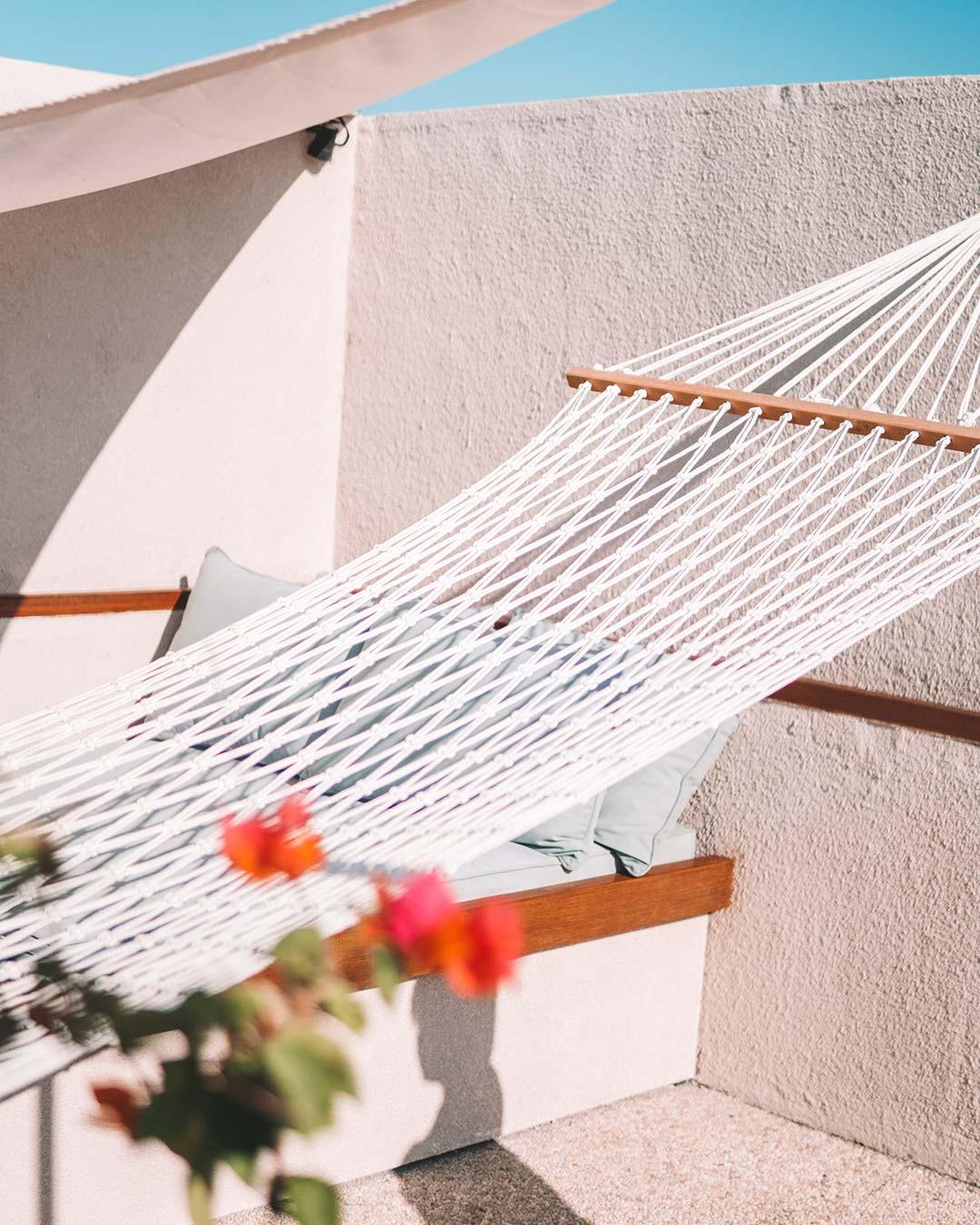 Ayona Villa Rooftop Lounge in Seminyak Bali